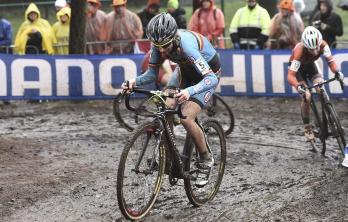 """Belgian Femke Van den Driessche became the first cyclist to be charged with """"mechanical doping"""" after one of her back-up bicycles was found to contain a motor."""