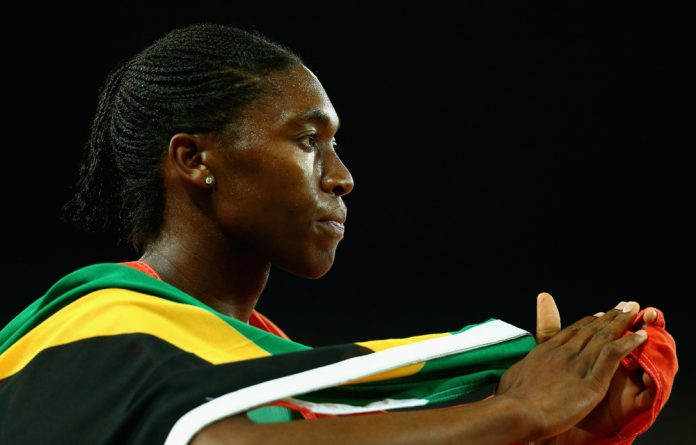 Caster Semenya will not be able to compete in the IAAF World Championships.