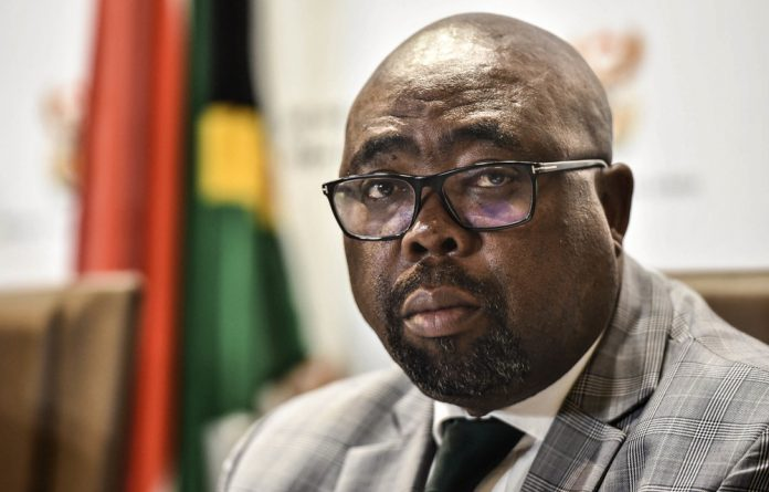 Thulas Nxesi is taking businesses' concerns about red tape on board