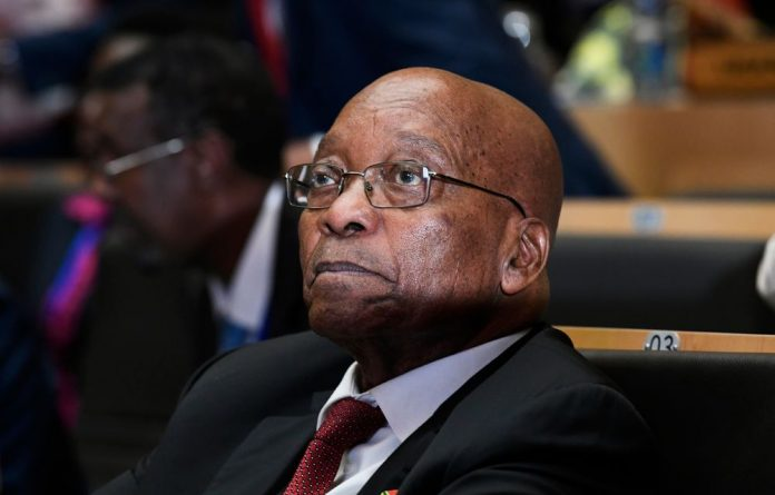 Zuma is reportedly the commission's most implicated witness.