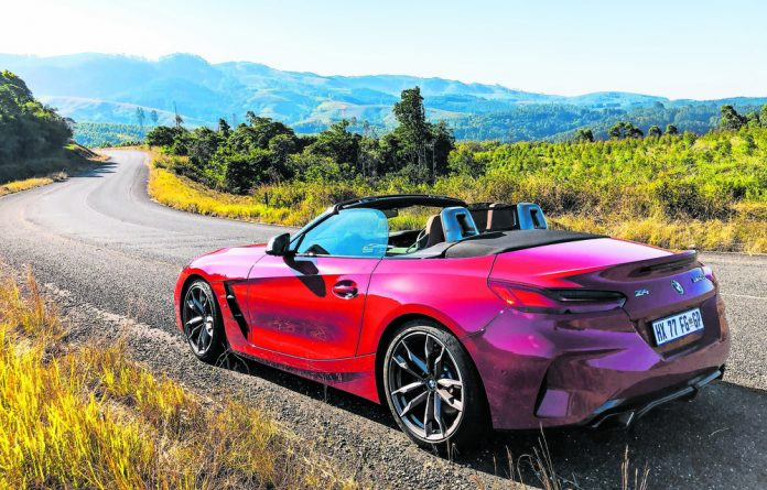 The Z4 is serious enough to be fast