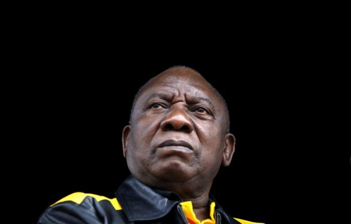 President Cyril Ramaphosa also made a request that the affidavit be made public prior to his giving oral evidence in an effort to avoid any speculation about its contents.