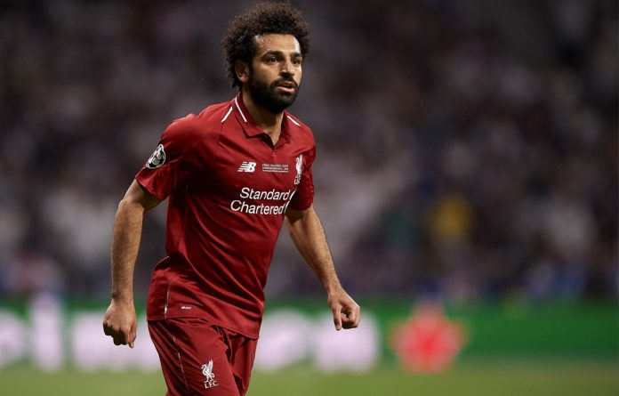 """Another popular chant at Anfield describes Salah as a """"gift from Allah"""