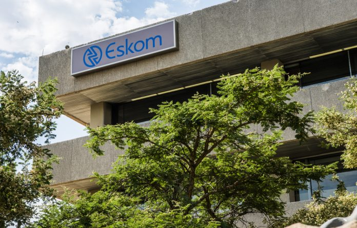 The utility is weighed down by over R440-billion in debt