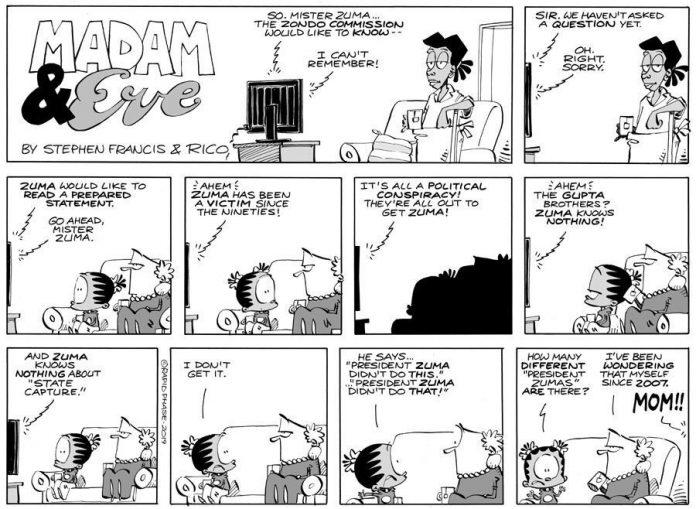 Madam and Eve: