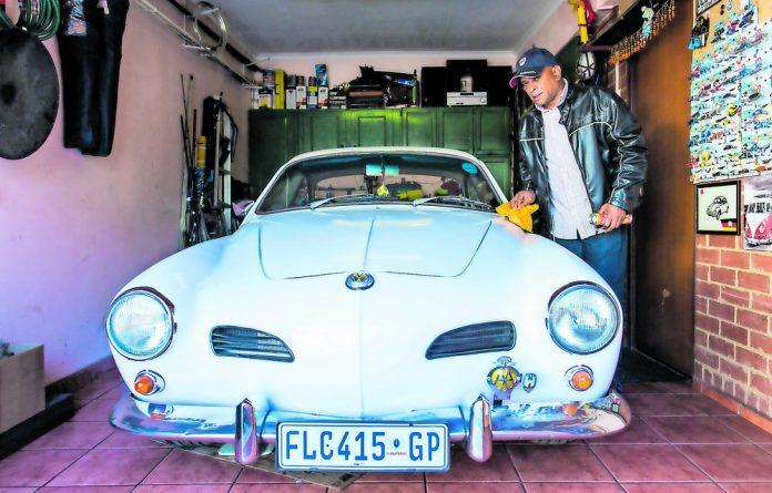 Good Karmann: Keith Chetty's dream car