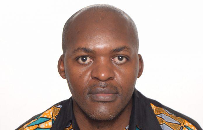 Professor Elvis Fosso-Kankeu