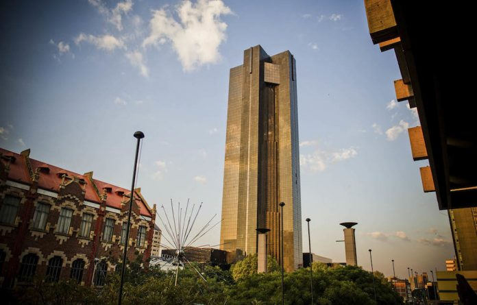 The Reserve Bank.