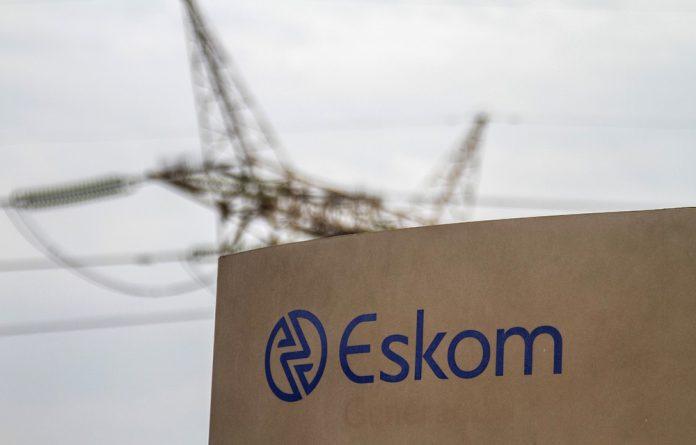 The interest costs on Eskom's debt amounted to R35.8-billion