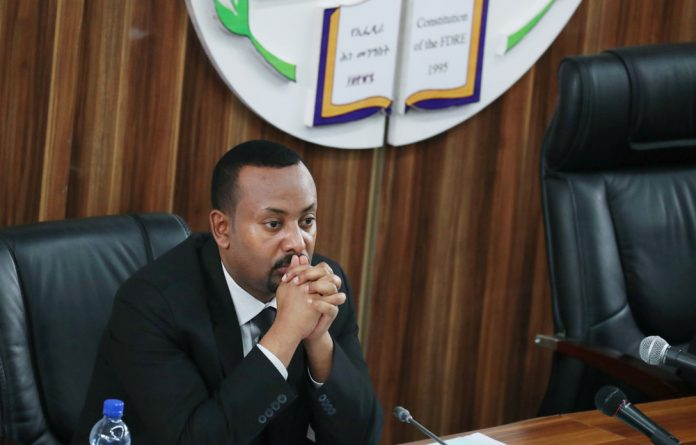As Abiy's reforms continue to dazzle the international community