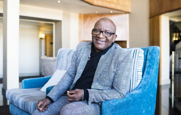 Circle of life: Lebo M worked on the music for the animated The Lion King and is also involved in the live-action remake. Photo Delwyn Verasamy