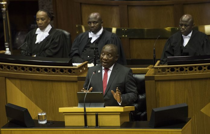 Ramaphosa himself is not unaware of the political impossibility of the fantasy of a return to the way things were before Zuma