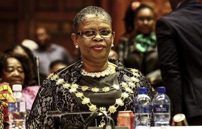 Zandile Gumede was called to the ANC provincial office in Durban on Tuesday morning and informed of their redeployment.