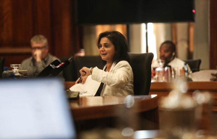 National Director of Public Prosecutions Shamila Batohi.