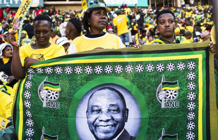 Got the flag: Campaign money was spent on all sorts