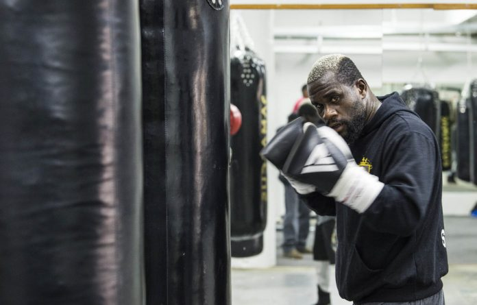 I used to be an MMA fighter but now I am moving towards pure boxing