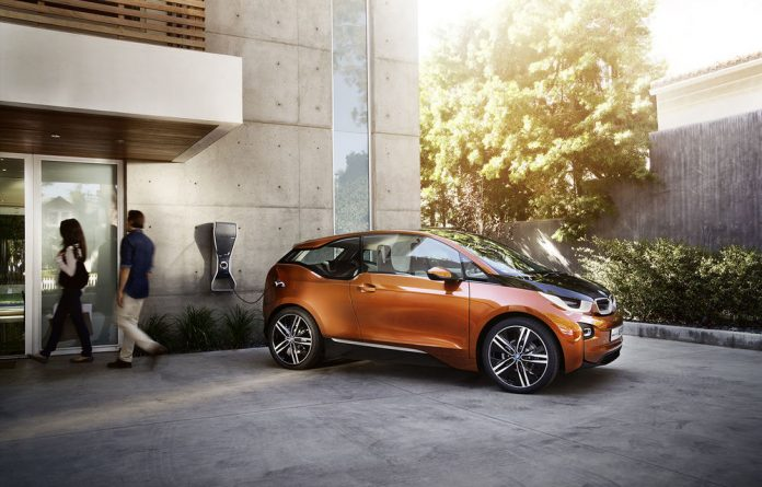 It's electric cars where many of the manufacturers are looking to make their biggest plea.