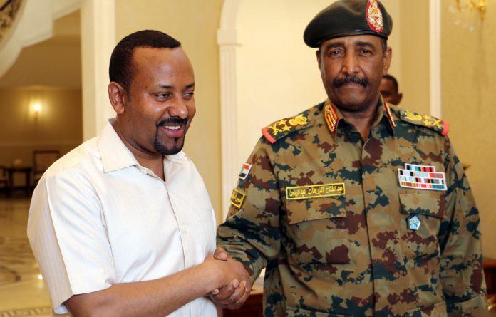 Ethiopian Prime Minister Abiy Ahmed