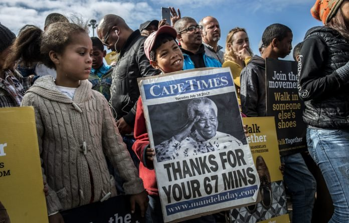 Mandela Day is about advancing and deepening democracy