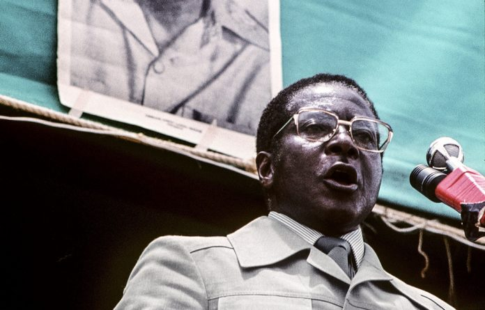 Even if Mugabe contributed to fighting colonial rulers