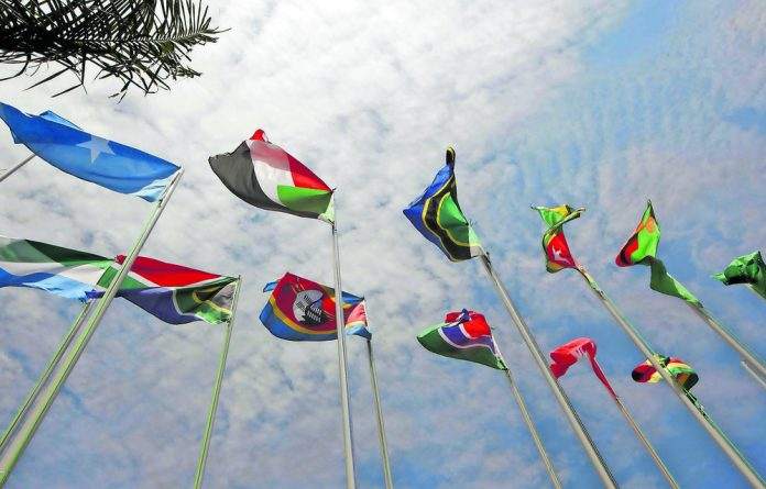 There has been an overall improvement in African governance since 2008 due to economic growth development in some countries