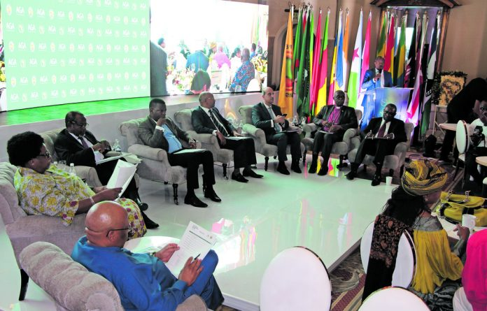 The Africa Governance Report shows that Africans are ready to confront their challenges across the board - if member states avail themselves to the the peer-review process.