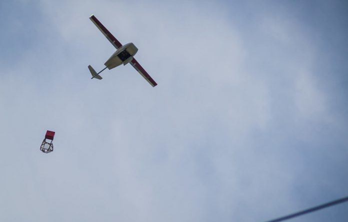 Ghana is only the latest country on the continent to give drone-delivered healthcare a go.