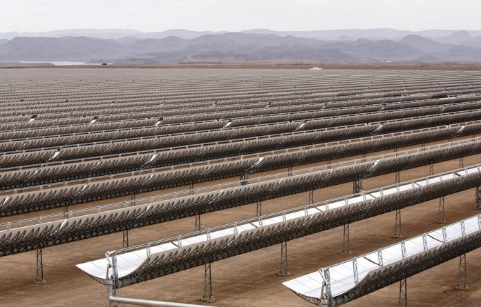 Future: Africa is already investing in green energy