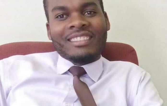 Police said in a statement that they were investigating Peter Magombeyi's disappearance