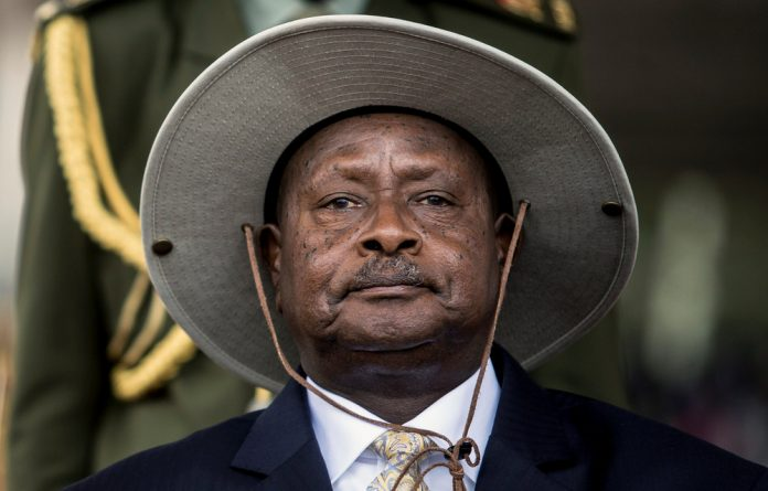 Uganda President Yoweri Museveni has on several occasions shut down the Internet and blocked access to social media platforms like Facebook