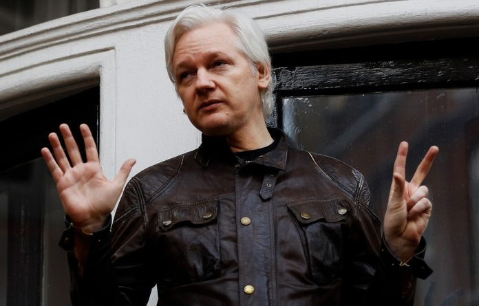 WikiLeaks founder Julian Assange is currently also the subject of a US extradition request