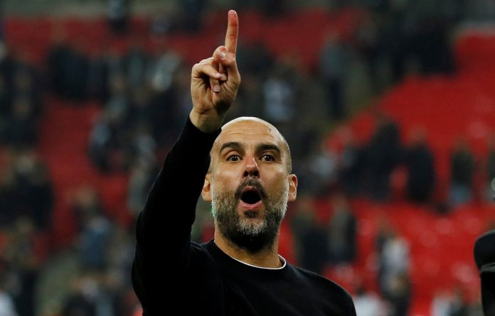 Pep Guardiola has failed to reach the semi-finals in any of his three seasons as City boss
