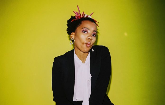 Fever dream: Maneo Mohale has written Everything is a Deathly Flower as a way to tell her story. One of the themes she grapples with is using terminology inherited from the Global North.