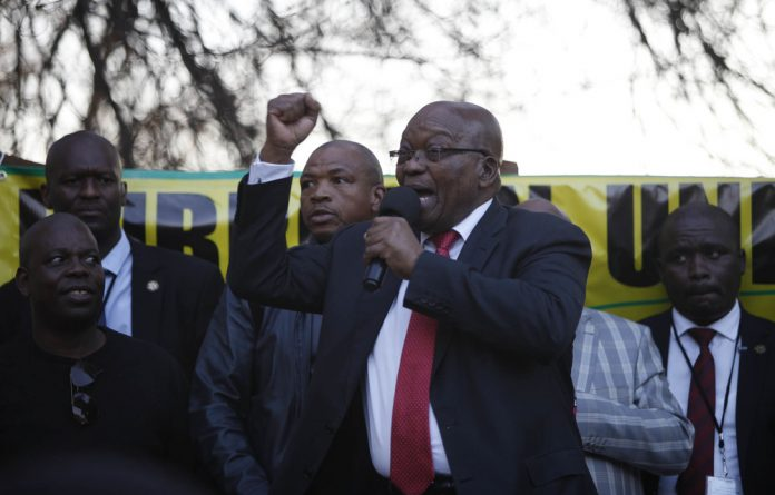 Former president Jacob Zuma's corruption trial has been postponed to February 2020.