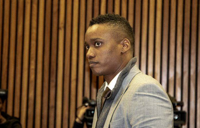 Duduzane Zuma said he would not have held a meeting at his private residence.