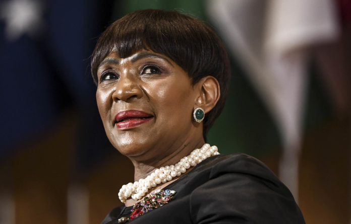 Standing her ground: South Africa's ambassador to the UN in Geneva