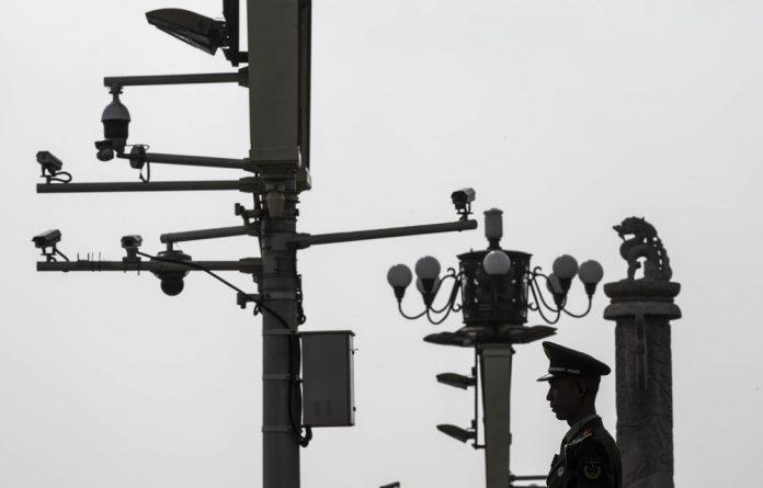 Big brother is watching: Surveillance cameras