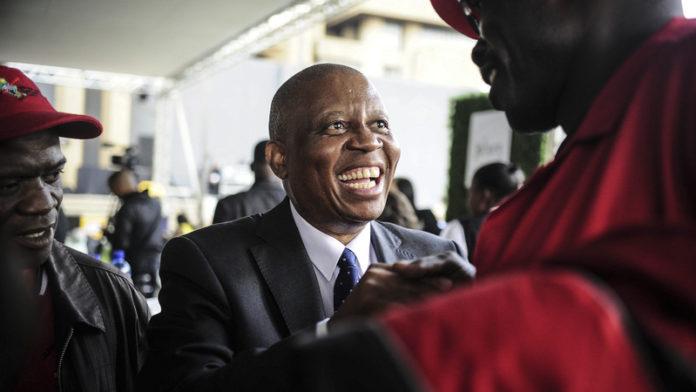 ANC at sea over retaking Jo'burg