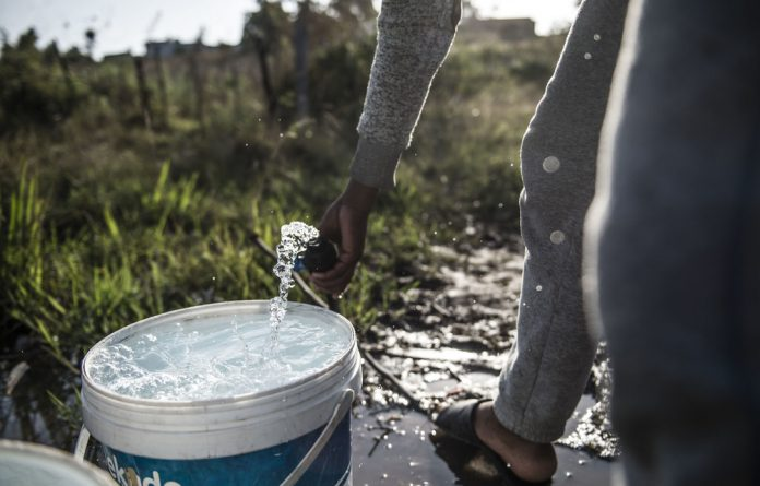 Several of South Africa's provinces are facing acute water shortages and restrictions so municipal and national water authorities are pleading with South Africans to be water-wise.