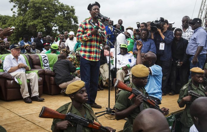 Zambian President Edgar Lungu's increasingly repressive government uses colonial-era laws to silence dissent.