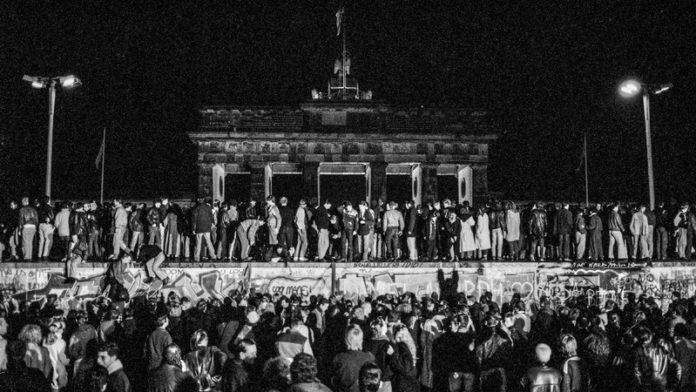 The Berlin Wall fell 30 years ago, but new walls are going up everywhere