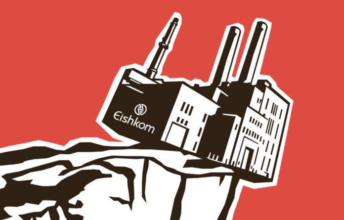 """If Eskom isn't an exemplary case of """"failure"""""""
