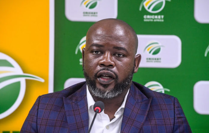 The board has mandated its chairperson to appoint an interim chief executive to fill in during Thabang Moroe's suspension.