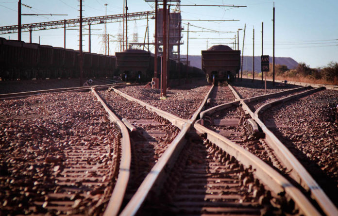 Eskom and Iscor were formed to feed the railway network's need for cheap electricity and steel.