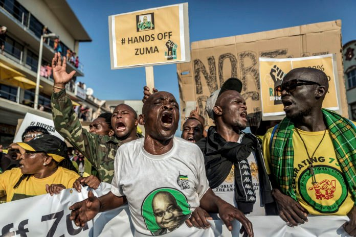 Confusion as Zuma gets 15 months in jail for contempt