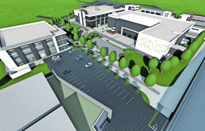 Jewellery Manufacturing Precinct master plan overview