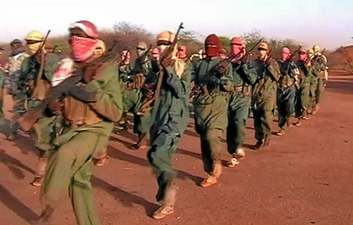 Five alleged al-Shabab militants have been arrested