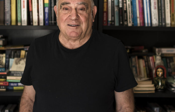 ntegrity: The latest book from former ANC underground operative and later intelligence minister Ronnie Kasrils covers the first 21 years of his life.