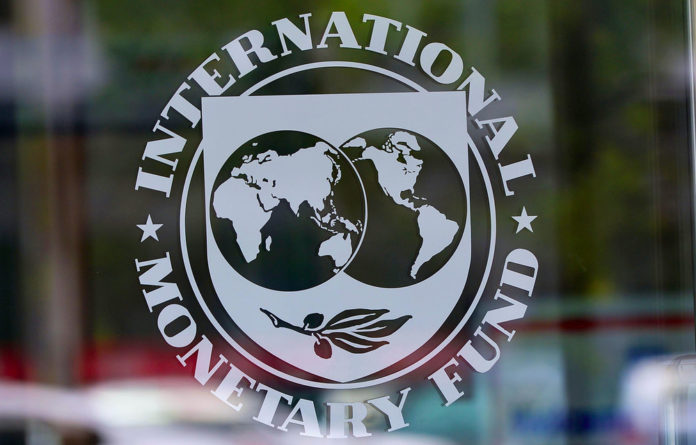 The IMF for the past year has every three months cut projected growth for 2019 as trade conflicts worsened.