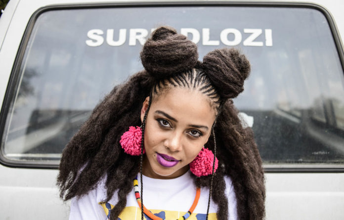 Considering that the Sho Madjozi persona is barely three years old